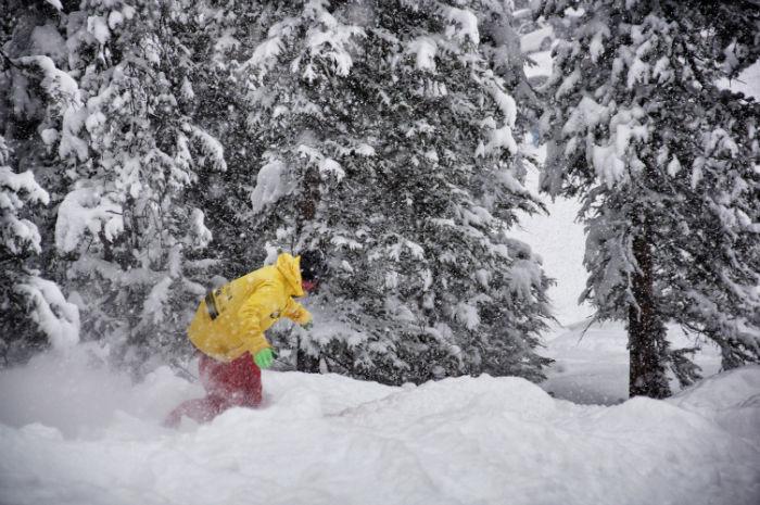 Skigebiet Mayrhofen Freeriden