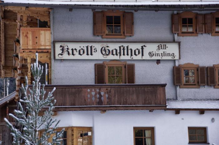 Skigebiet Mayrhofen Ginzling Kröll
