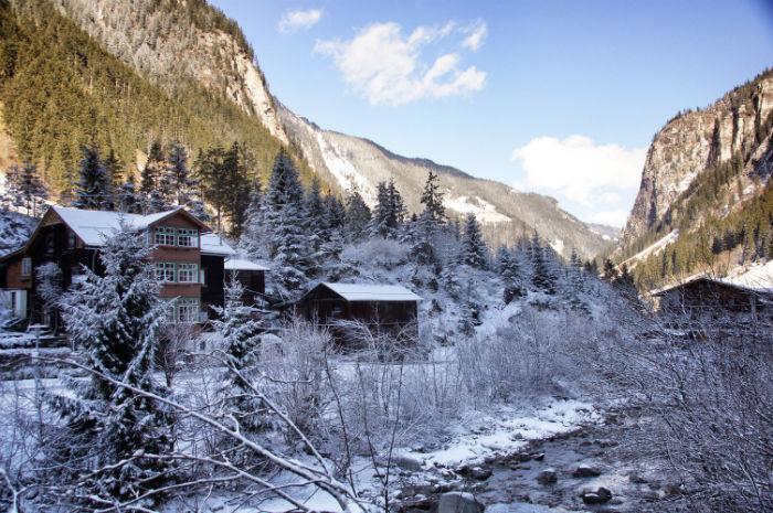 Skigebiet Mayrhofen Ginzling