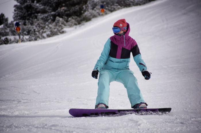 Skigebiet Mayrhofen Snowboarden