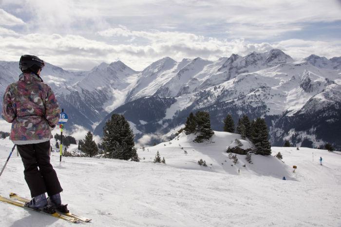 Skigebiet Mayrhofen ZillertalArena