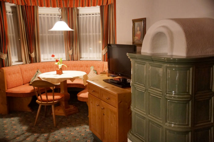 Skigebiet Mayrhofen Zimmer Villa Angela