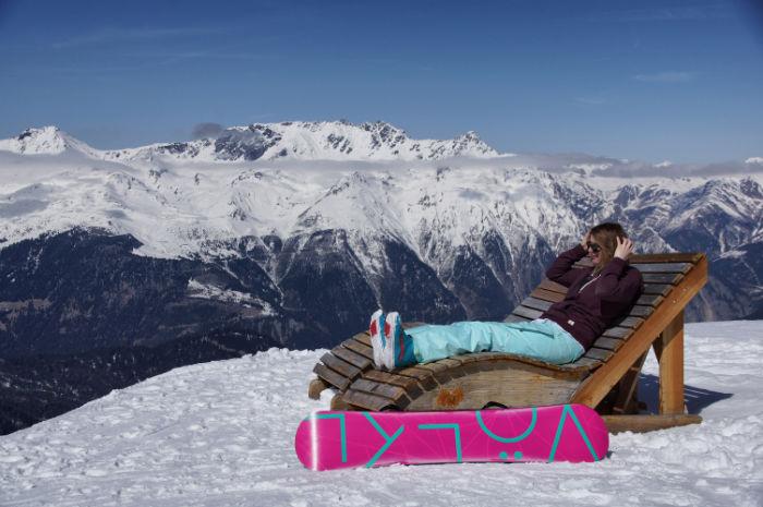 Skigebiet nauders breit breiter die rote nummer 3 for Designhotel skigebiet