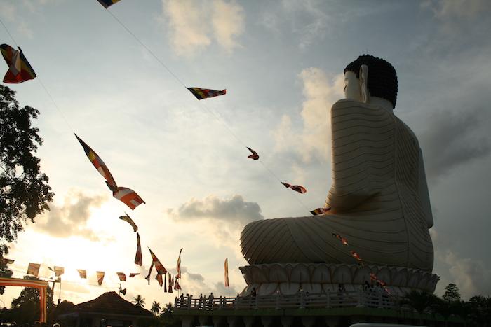 Sri Lanka Buddha