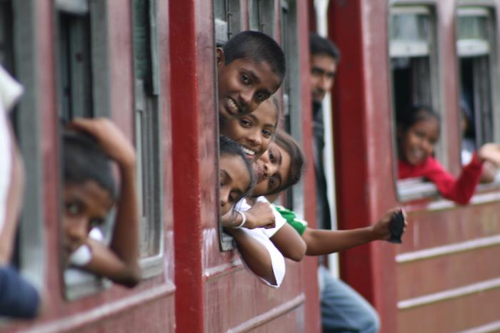 Sri Lanka Einwohner