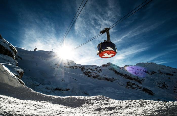 Gondel-Schweiz