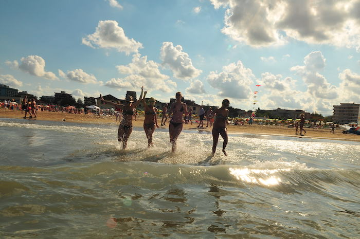 Rimini Meer