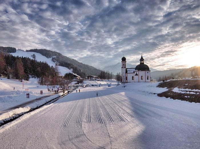 Skilanglauf in Tirol