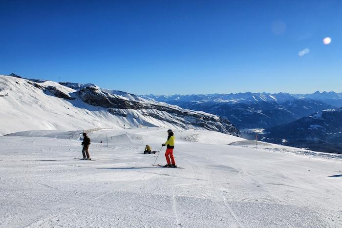 skigebiet flims laax falera snowboard