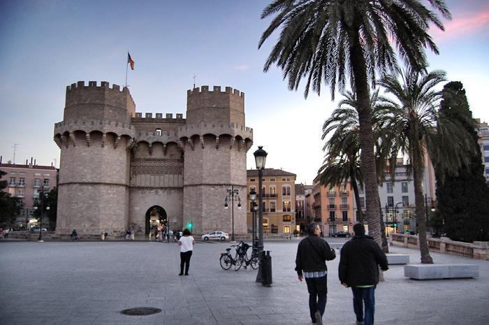 Stadttor_Valencia