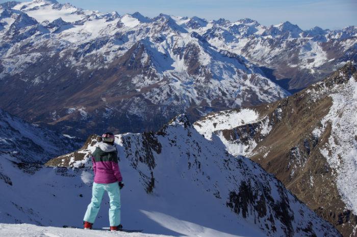 Tiroler Gletscher Stubai