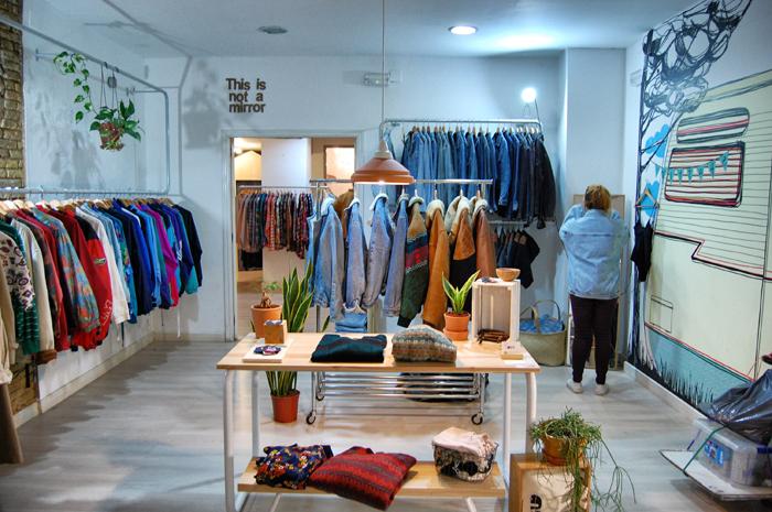 Vintageshop_Ruzafa in Valencia