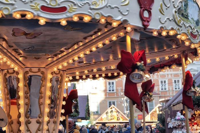 Weihnachten in Graz Weihnachtsmarkt am Rathausplatz