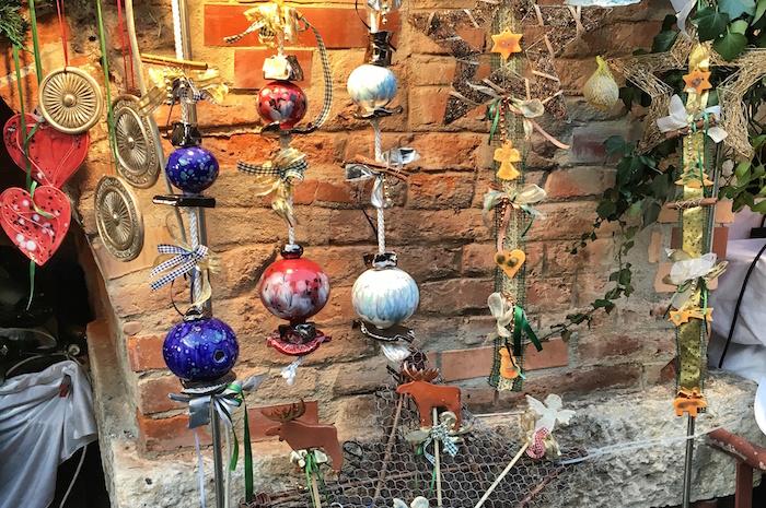 Weihnachten in Graz Weihnachtsmarkt auf dem Schlossberg