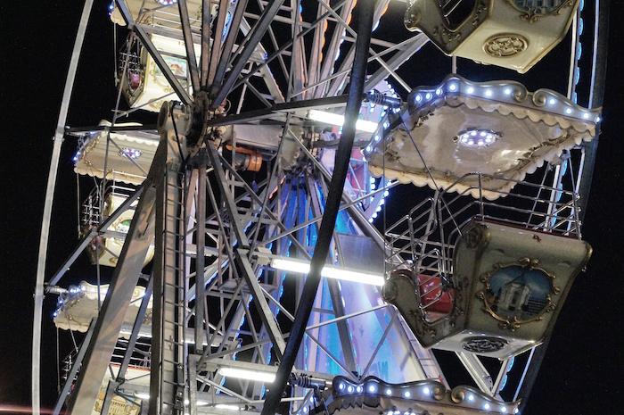 Weihnachten in Graz Wonderlend Riesenrad