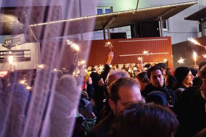 Weihnachten in Graz Wonderlend Wunderkerzen