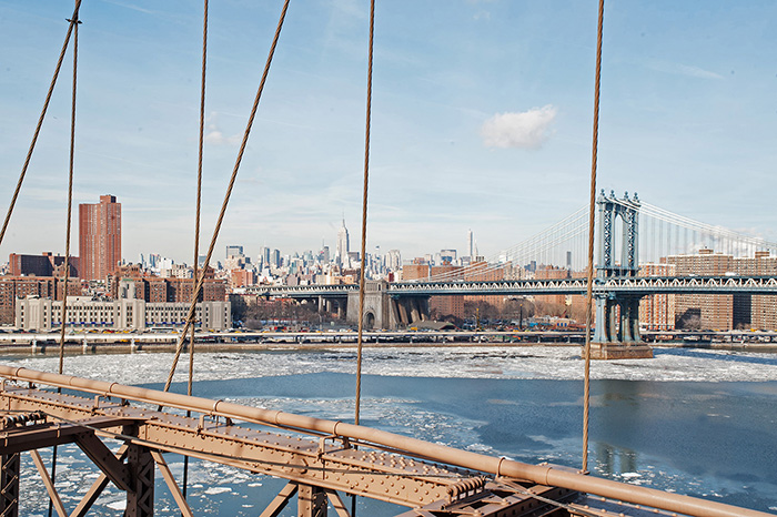Ausblick_Brooklyn_Bridge