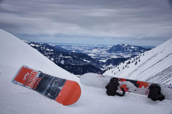 Boarderpool_Snowboardcamp_Boards