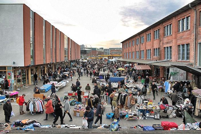 Flohmarkt Hamburg