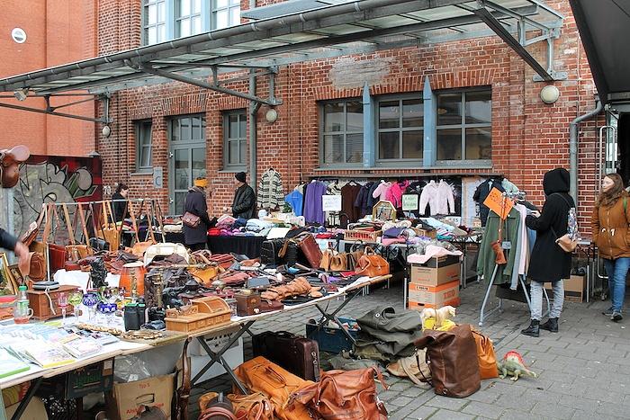 Flohschanze Hamburg Flohmarkt