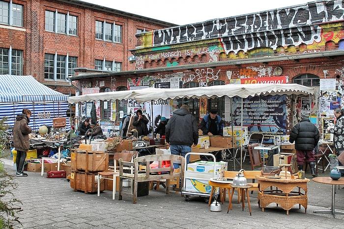 Flohschanze Hamburg