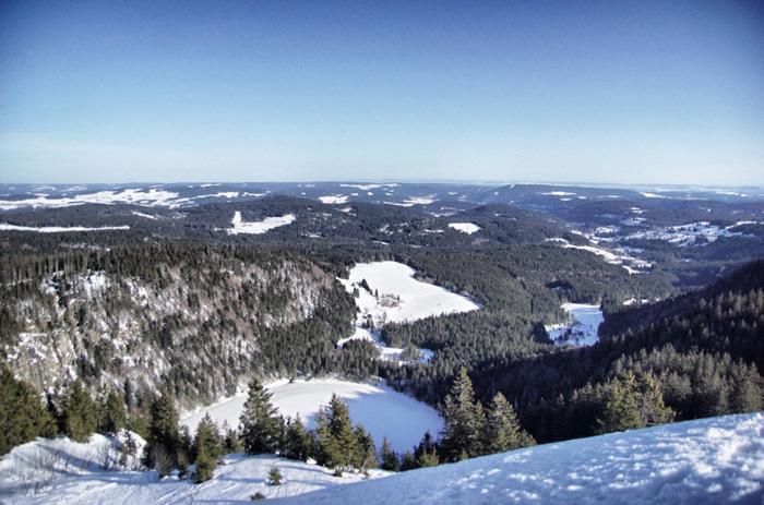 Hochschwarzwald-Winter