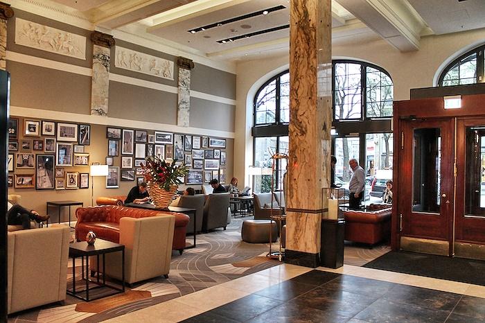 Lobby Hotel Reichshof