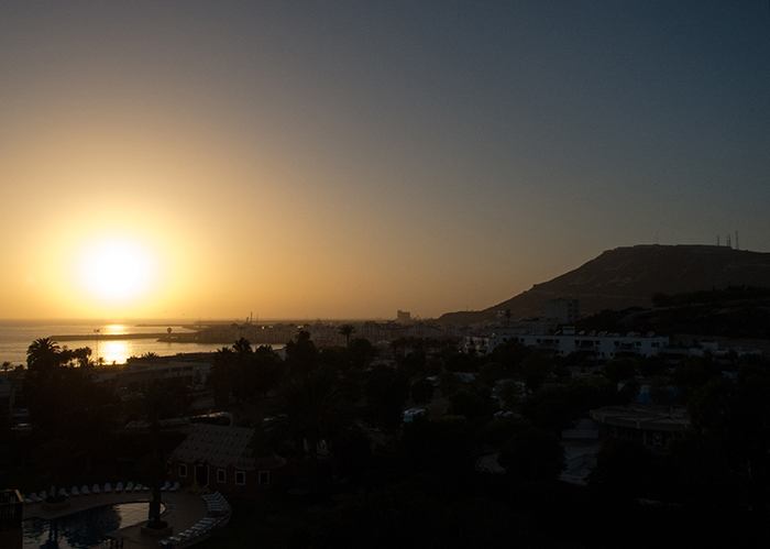 marokko_agadir_sonnenuntergang
