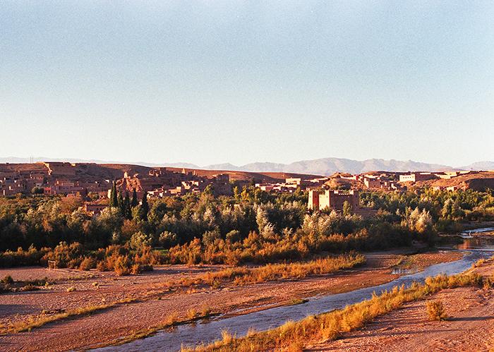 Marokko_Oasendorf