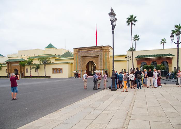 Rabat_Regierungssitz