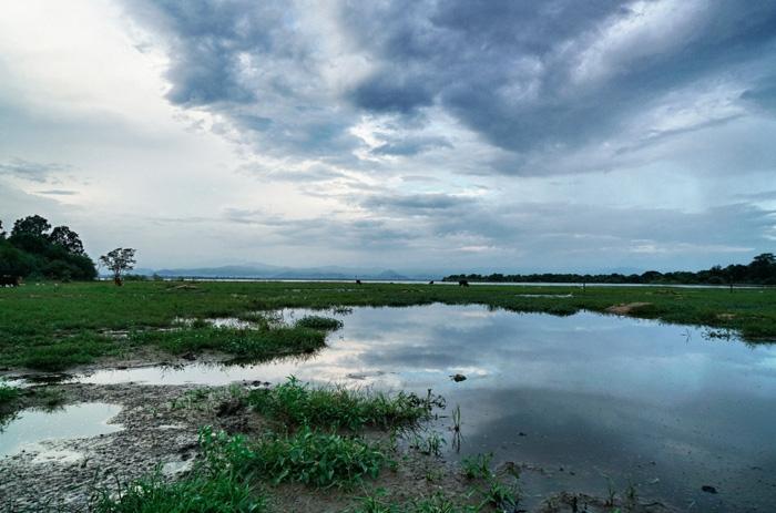 Stausee-Sri-Lanka
