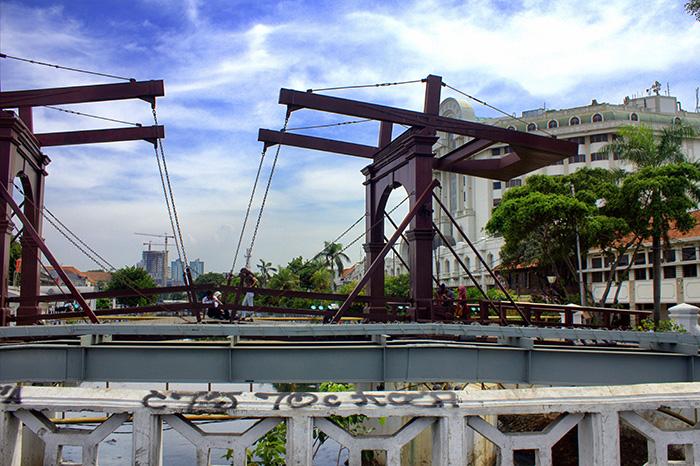 Tipps für Jakarta-Bruecke