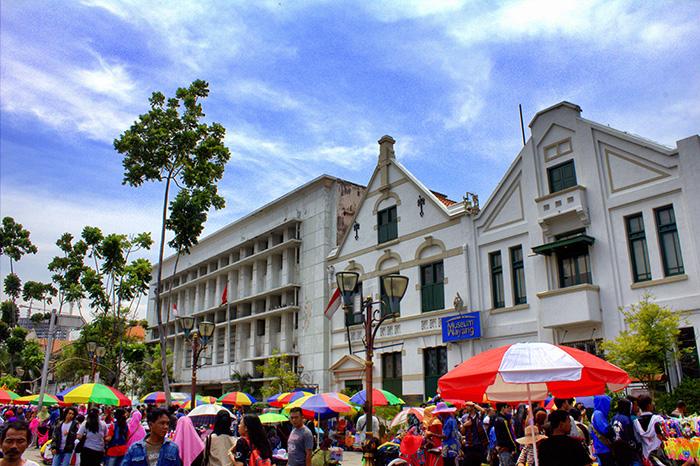 Tipps für Jakarta-Innenstadt-Platz