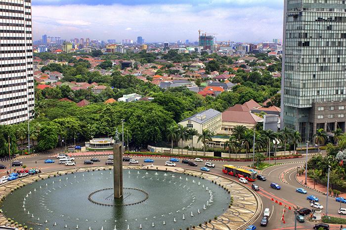 Tipps für Jakarta-Jakarta-Kreisverkehr