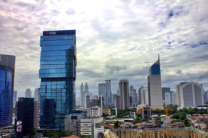 Tipps für Jakarta-Jakarta-Skyline