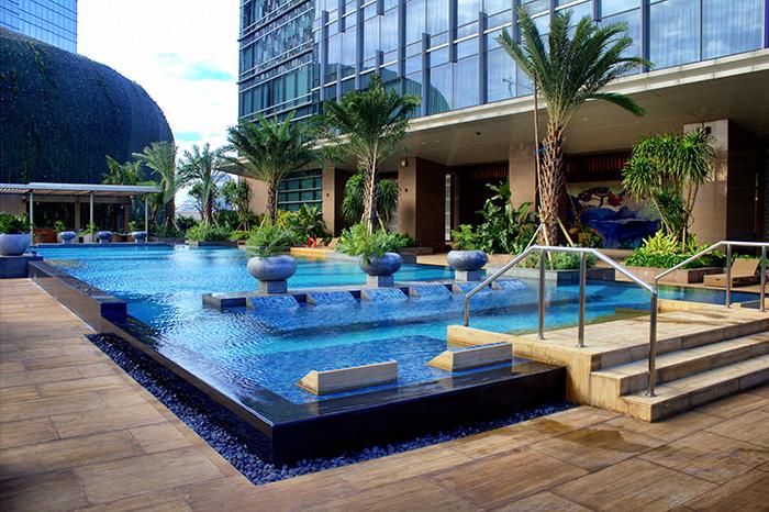 Tipps für Jakarta-Raffles-Pool