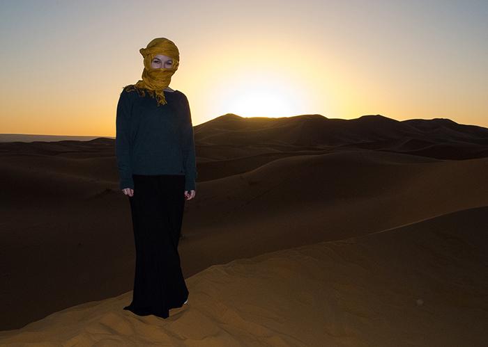 Wüstenmädchen_Berber