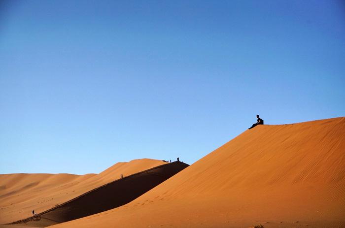 Afrika-Düne