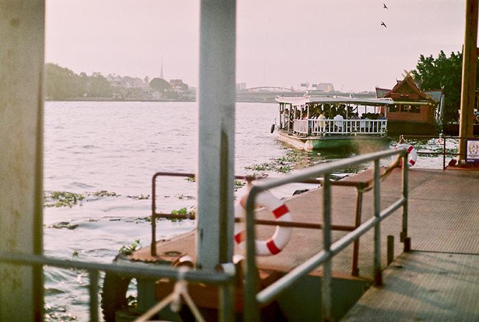 Bangkok Reisetipps---Faehre