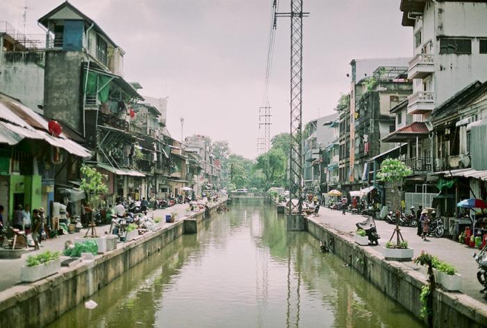 Bangkok Reisetipps---Kanal