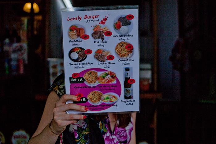 Bangkok Reisetipps---Lovely-Burger