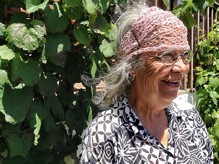 Barbara-lacht