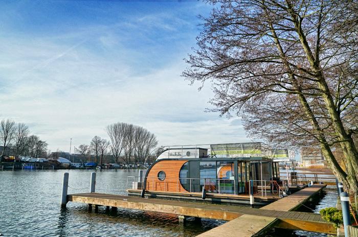Berlin-Hausboot