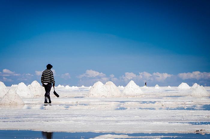 Bolivien Reisetipps-Salzwueste