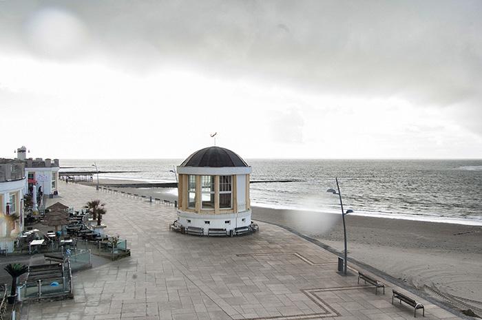 Borkum Sehenswürdigkeiten-Promenade