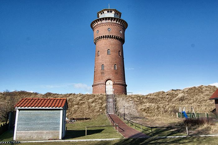 Borkum Sehenswürdigkeiten-Wasserturm