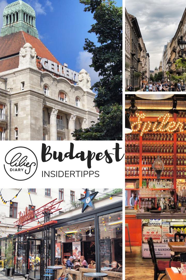 Budapest Insidertipps