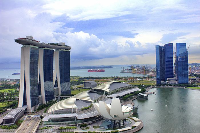 Ein-Tag-in-Singapur-Singapur-Ausblick-Ritz-Carlton