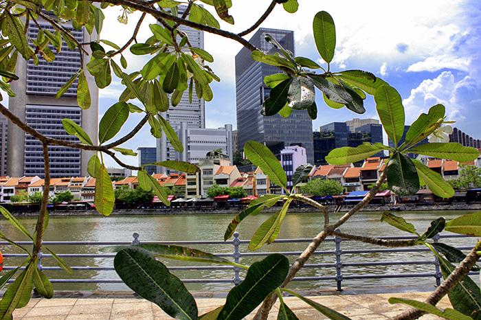 Ein-Tag-in-Singapur-Singapur-Boat-Quay