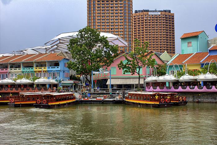 Ein-Tag-in-Singapur-Singapur-Clarke-Quay2